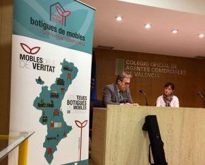 Reunión Colegio Oficial de Agentes Comerciales de Valencia