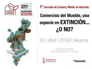 1ª Jornada de Comerç Moble en Alicante