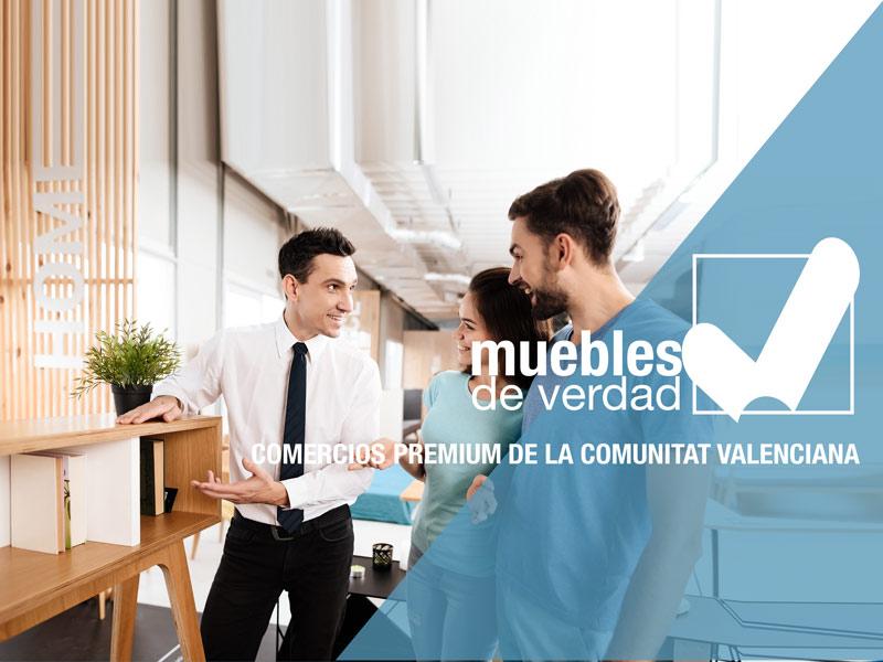 """Comerçmoble pone en marcha su campaña mas mediática. """"MUEBLES DE VERDAD"""""""