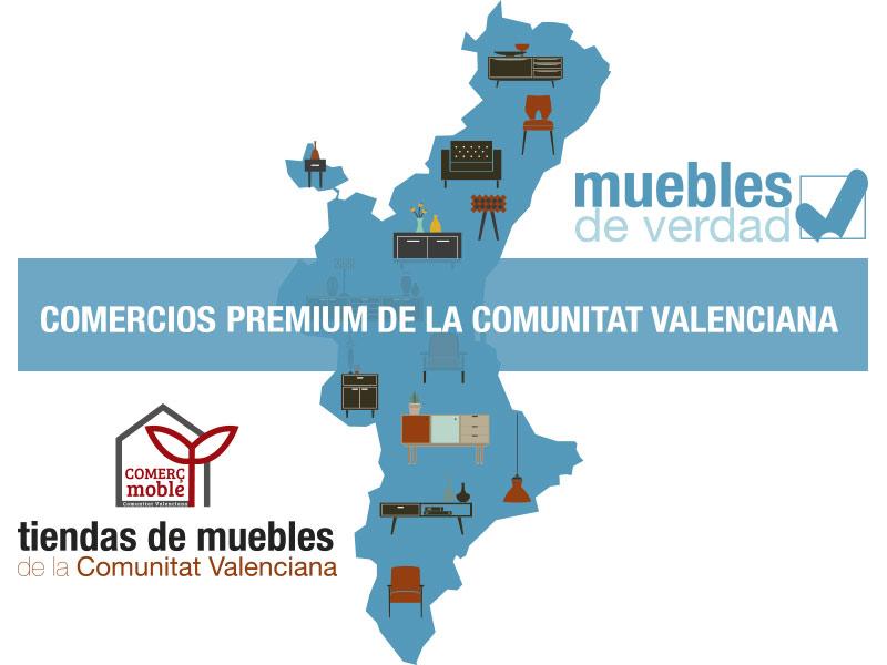 POR PRIMERA VEZ MAS 100 TIENDAS DE MUEBLES DE LA COMUNITAT VALENCIANA, HACEN UNA CAMPAÑA CONJUNTA DE PROMOCIÓN