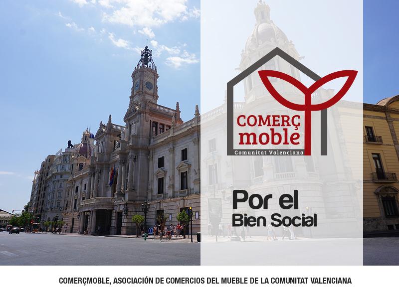 Comerçmoble amb l'Ajuntament de València